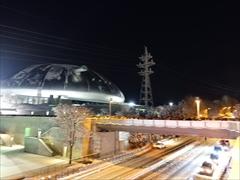 札幌ドーム コンサート後