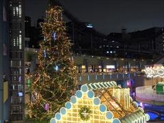 東京ドーム リスマスツリー