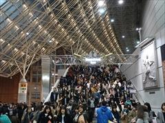 東京ドーム 退場 21:03